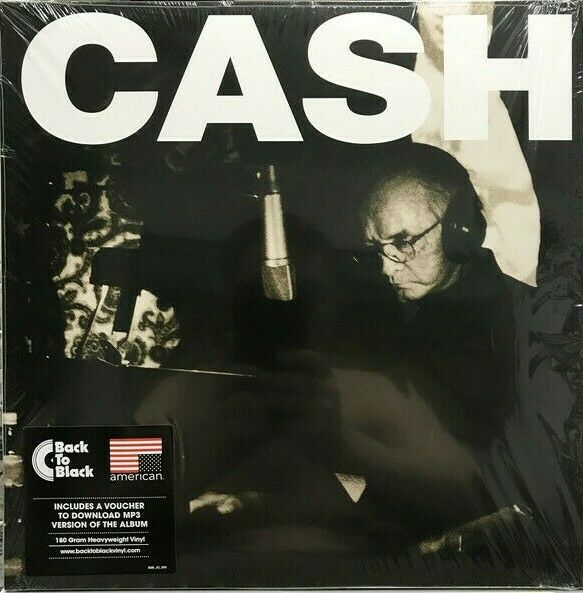 Johnny Cash ‎– American V: A Hundred Highways Vinyl LP 2014 NEW/SEALED 180gm
