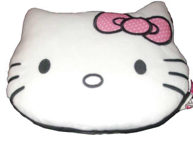 Hello Kitty Shaped Cushion