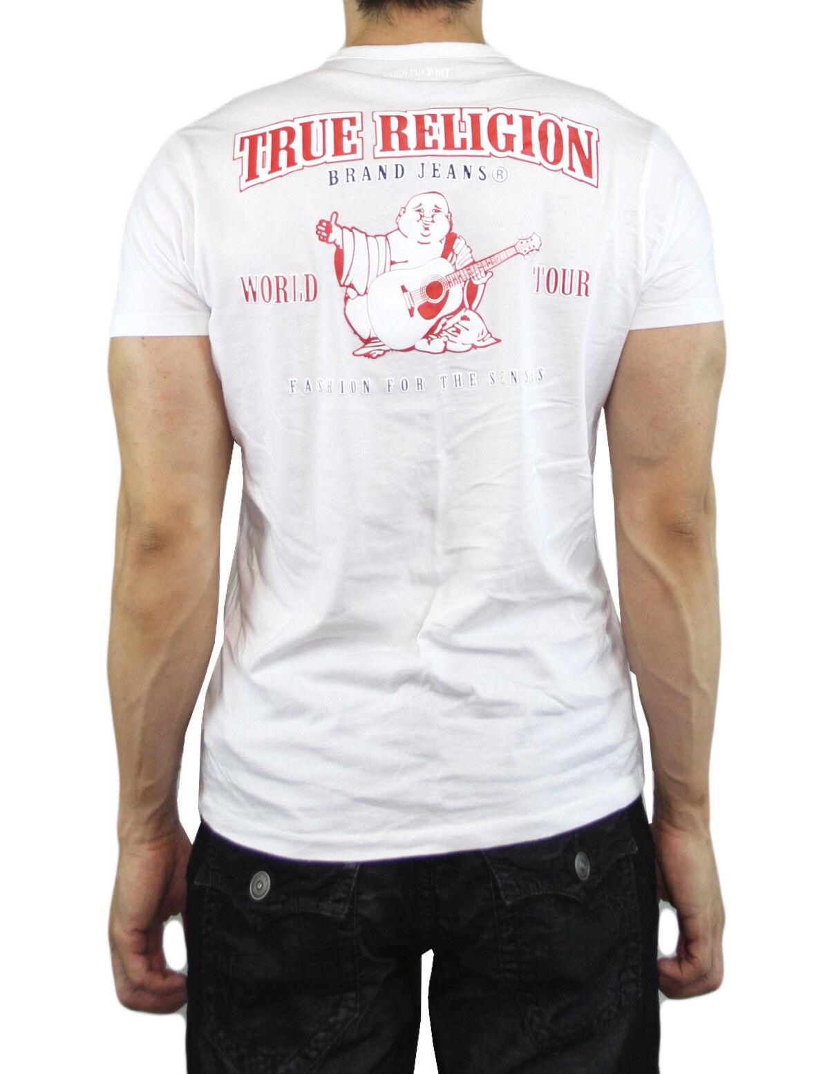 a00f7e36 True Religion Double Puff Mens T Shirt