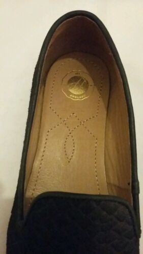 5 By On Effect Uk Eu Hudson Flats Black H Snake Shoes Balerno 38 Size Slip 8B7wgW