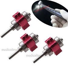 3PCS  Dental Ceramic Bearing Cartridge Rotor Large Torque fit kavo LED handpiece