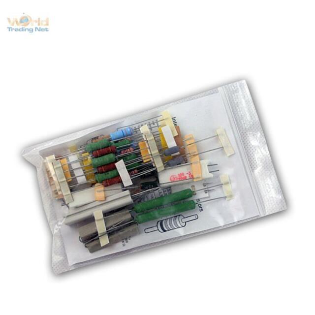 Assorted Hochlastwiderstände Approx. 50 Pieces Resistor Hochlastwiderstand