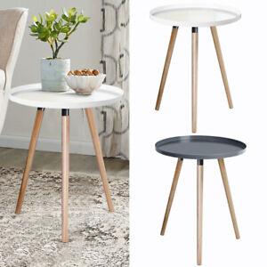 Round-Side-Table-End-Occasional-Living-Room-Home-Stand-Bedside-Lamp-Holder-Desk