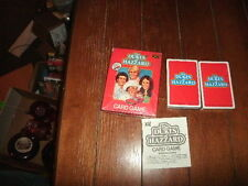 1981 Vintage The Dukes of Hazzard Card Game Uno iGi 1025 Warner Bros. BRAND NEW!