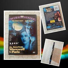 DVD An American Werewolf in Paris