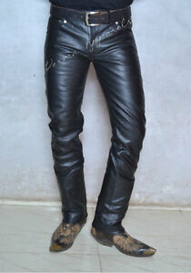 White Bootcut Jeans For Men
