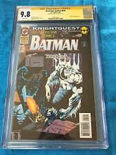 Detective #670 - DC - CGC SS 9.8 NM/MT - Signed by Barry Kitson - Batman