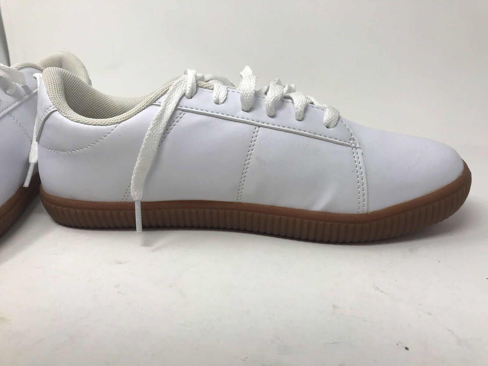Comfortview White Shoes Women Rubber Sole 9WW worn once