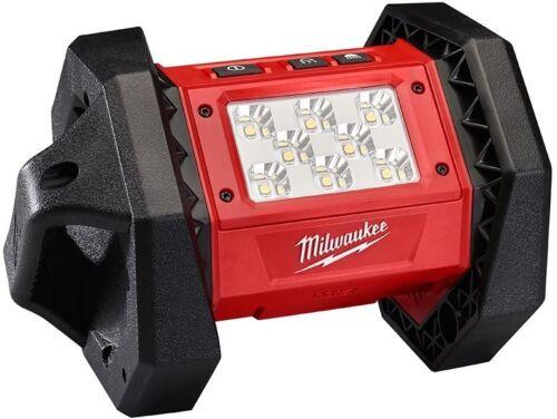 DEL Flood Light MILWAUKEE M18 18-Volt Lithium-Ion sans fil 1300-Lumen outil seul
