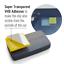 miniatura 2 - Clip per Telepass 2019 Sistema di Fissaggio Removibile, 3 x 3 cm, 2 Pezzi