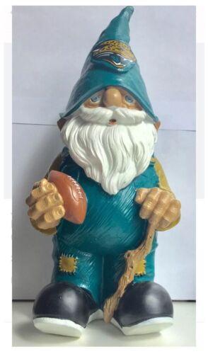 "Jacksonville Jaguars NFL American Football Figure Team 12/"" Garden Gnome"