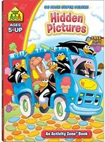 Hidden Pictures Super Deluxe, Children Activity Books Reading Writing Tracing