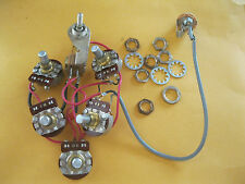 rickenbacker guitar knobs jacks switches 1992 1993 rickenbacker wiring harness 330 610 single jack pots switch