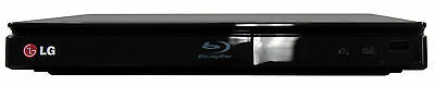 LG BP330 Blu-Ray Disc Player, Built-in Wi-Fi, 1080p Up-scaling, LG Smart TV
