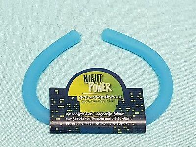"""Sonstige Diszipliniert Xtreme Fun Sports Power Schnur Glow In The Dark """"blau"""" Powerschnur Gummiband Spielzeug"""