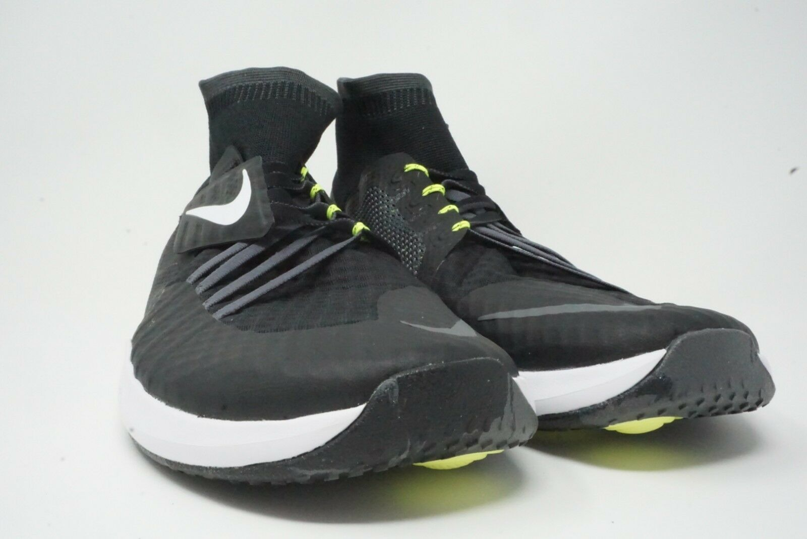 1640bcaf20a5 ... Nike Flylon Flylon Flylon Train Dynamic Training Shoes Black White  Green Size 12 e7e21d ...