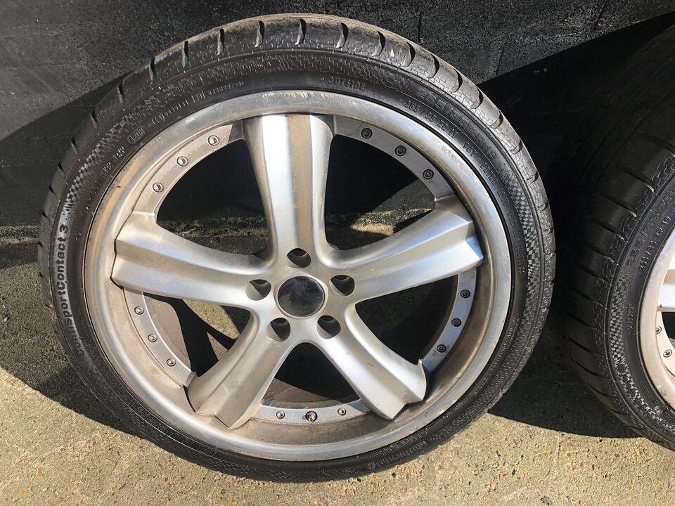 "Alufælge, 19"", Audi R19"