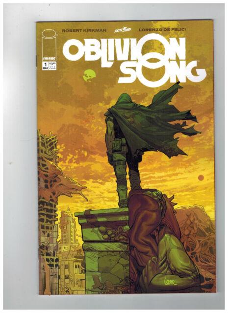 OBLIVION SONG #1  1st Printing                               / 2018 Image Comics
