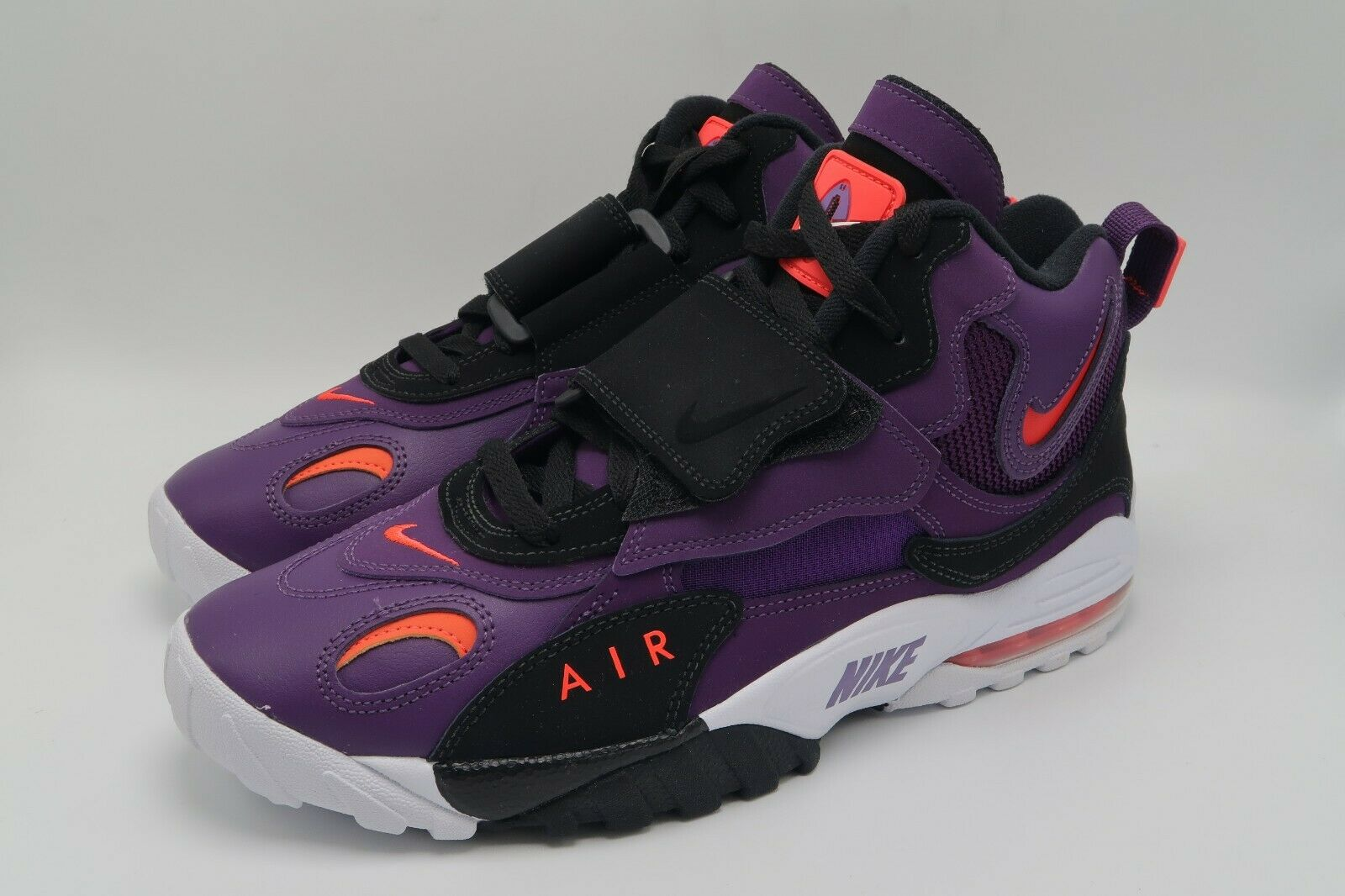 Nike Air Max Speed Turf Night Purple US 10.5 52522- 500 New