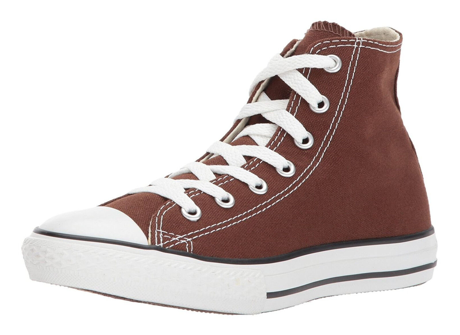 Converse Chuck Taylor All Star Hi Top Chocolat Homme paniers Chaussures objet 1P626