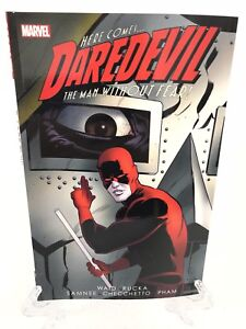 Daredevil-by-Mark-Waid-Volume-3-Col-11-15-Marvel-Comics-TPB-Trade-Paperback-New