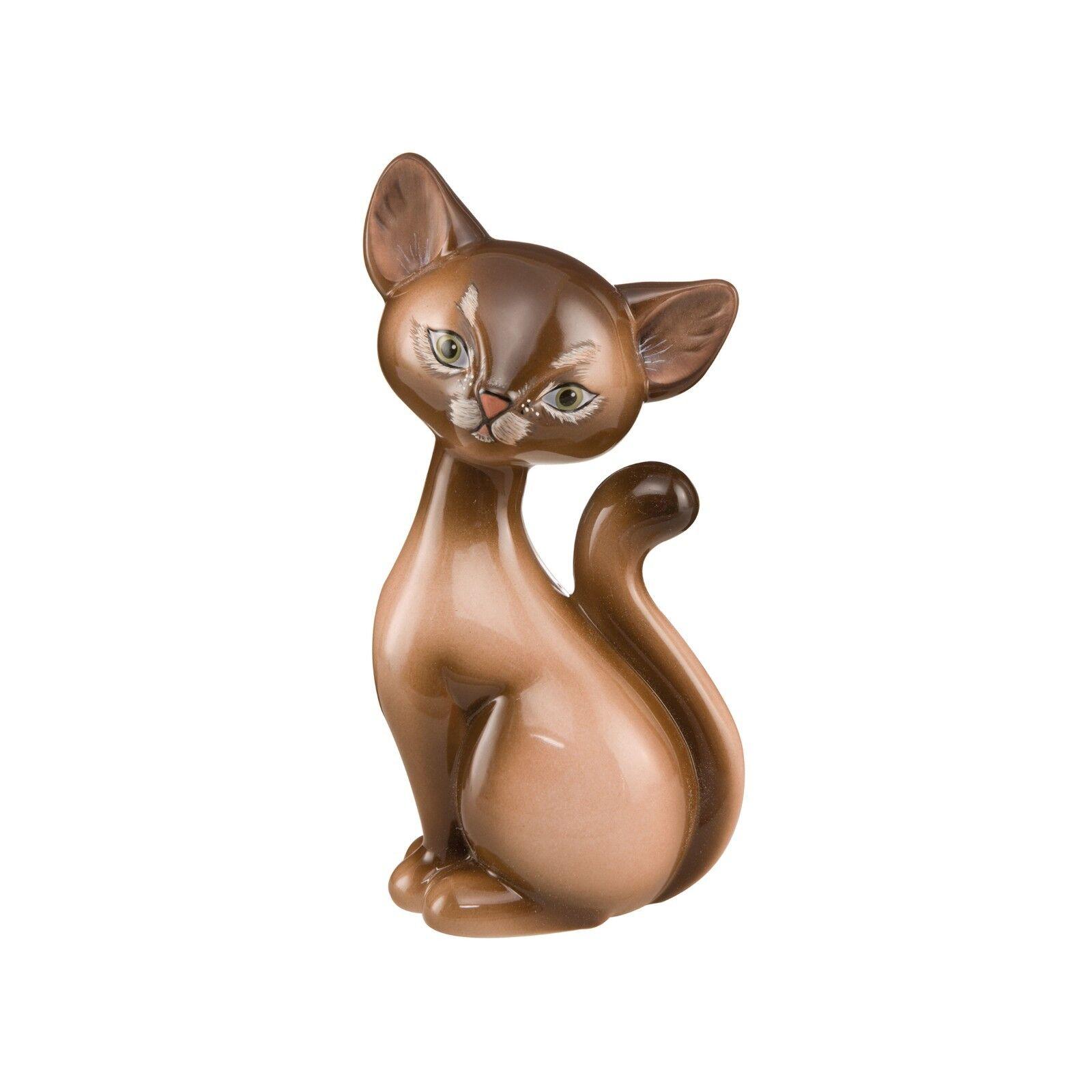 Goebel Somali Kitty NEUHEIT 2018 Kitty de luxe Katze Katzen NEU