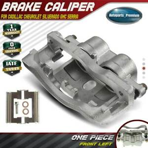 A-Premium Brake Caliper with Bracket Compatible with Ford Mustang 1999-2002 Front Left