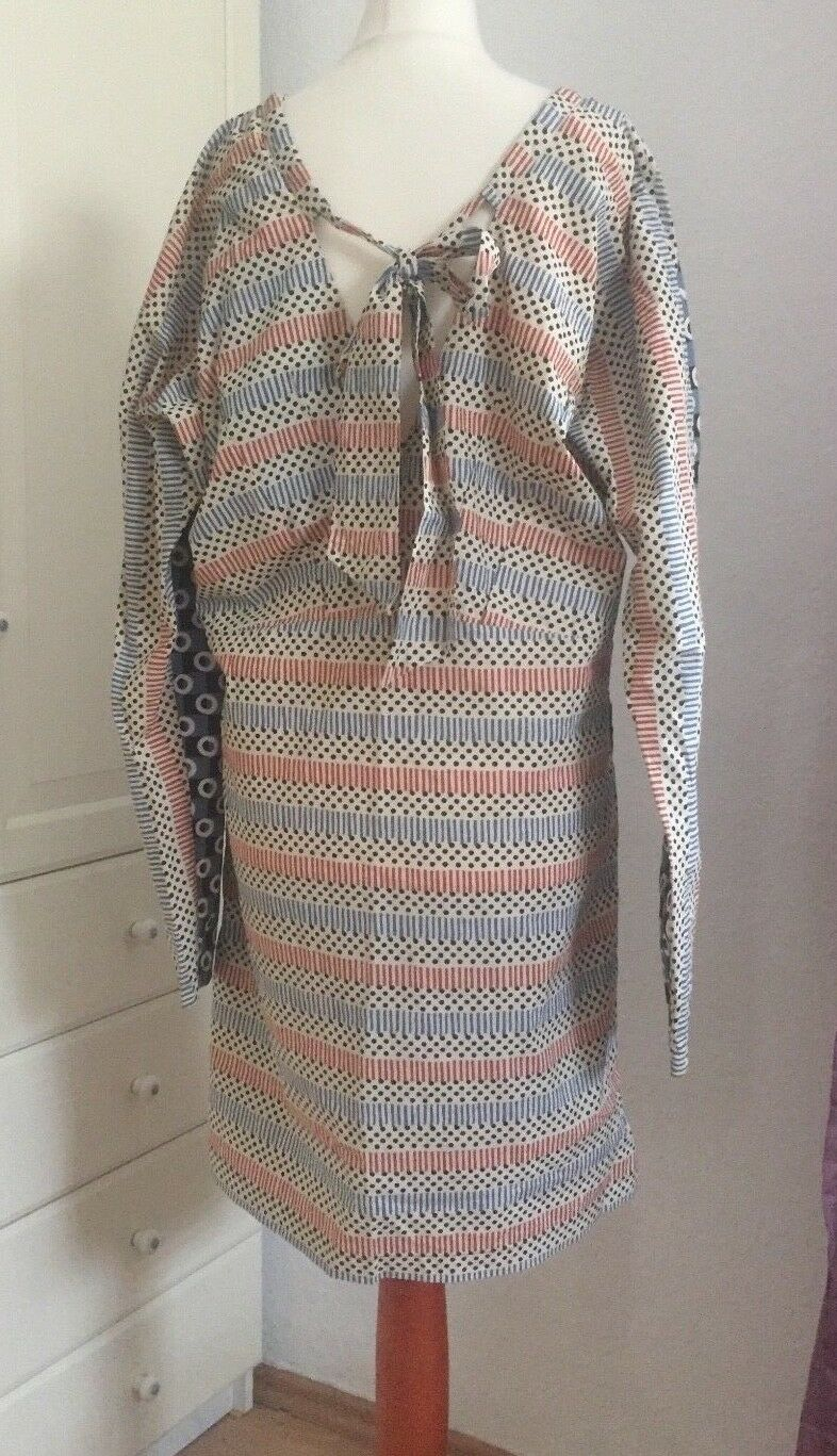 MARNI MARNI MARNI at H&M Kleid Retro Stil extravagant dress EUR Größe 38 Größe US 8 UK 12 e8590e