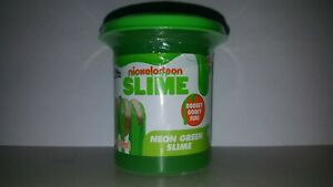 Nickelodeon slime 4 oz Crystal Clear factory sealed