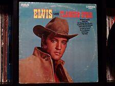 Elvis Presley - Sings Flaming Star ♫ Rare RCA Records Classic US Vinyl LP ♫