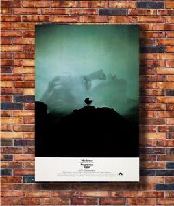 """Rosemary/'s Baby Movie Silk Poster Horror Satanic Occult Mia Farrow 24""""x36"""" New"""