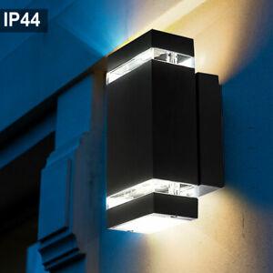 6W Außen Wandleuchte Led Wand lampe Gartenlicht HOF Lampe Balkon Beleuchtung Tür