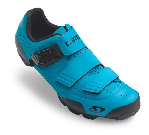 Giro Privateer R MTB Fahrrad Schuhe blau//schwarz 2019