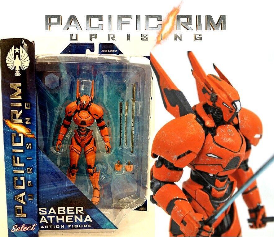 Diamond Select Pacific Llanta II Uprising - Sable Athena Figura - Nuevo   Emb .