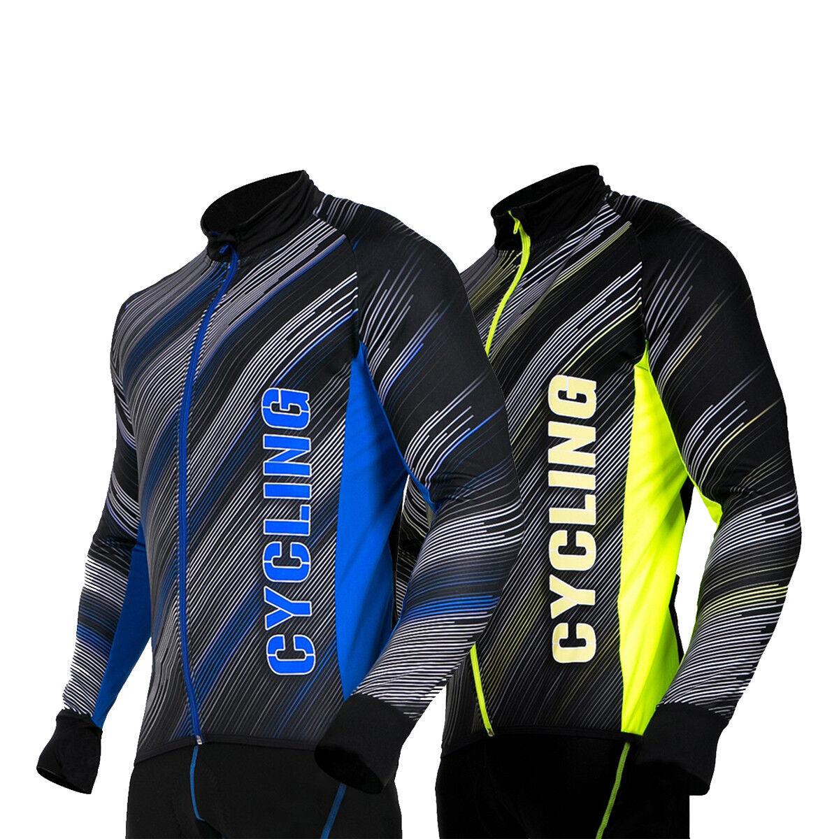 Stanteks sr0038 manga larga radtrikot invierno otoño chaqueta  bicicleta Sport M-XXL  artículos novedosos