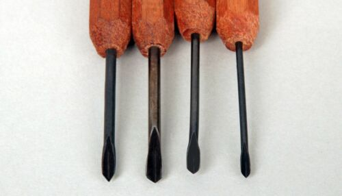 Dockyard Micro V-Tool Set 3 Pieces - 75 degree tool has been removed from set