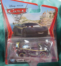 Disney Pixar Cars 2 Diecast LEWIS HAMILTON #24 2010