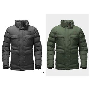 0a4c86d1e Details about The North Face Men's Far Northern Jacket Down Green or Grey  Sz S M XXL $249