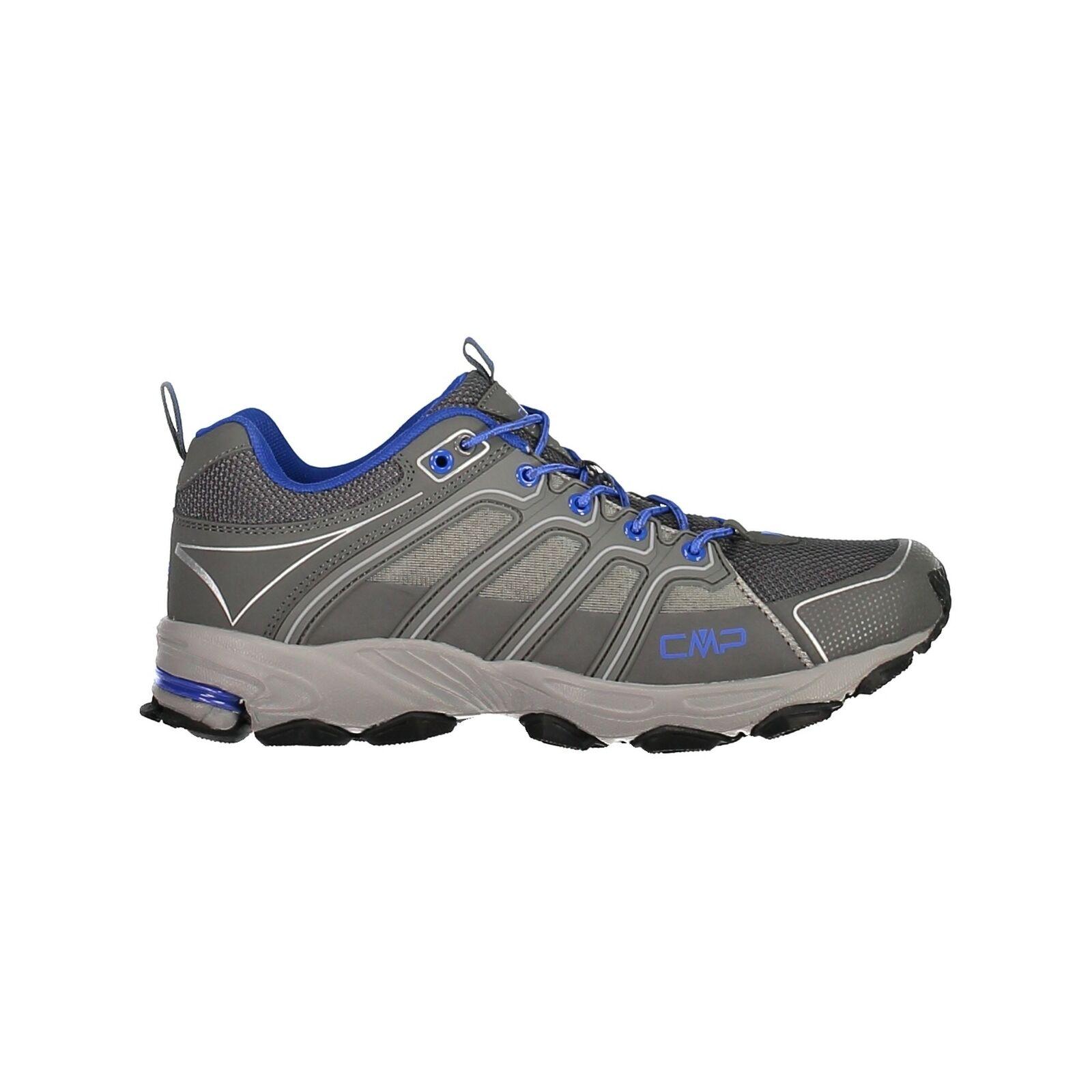 CMP Scarpe Da Corsa Scarpe Sportive Agena Trail scarpe grigio leggermente tinta mesh
