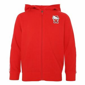 Liverpool-FC-Junior-Hello-Kitty-Zip-Through-Hoody-Red-LFC-Official