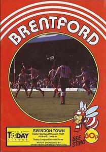 Brentford-v-Swindon-Town-Div-3-1987-Football-Programme