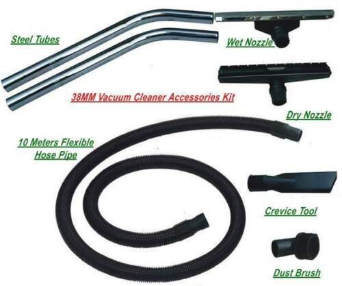 38mm Wet//Dry Kit With 7 Meter Long Hosepipe For Vacuum Cleaners