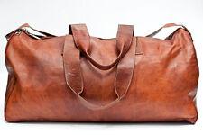 Urban Safari Leather Weekend Bag, duffel bag, gym bag, travel bag, RRP £135.00