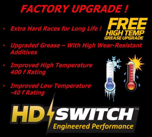 Spindle Rebuild Bearing Replaces Bush Hog ES2044 ES2052 ES2352 ES2552 2 Pack