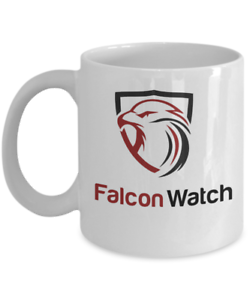 Details about  /FalconWatch Mug