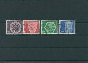 Switzerland-vintage-yearset-1974-Mi-1035-1038-Postmarked-Used-More-Shop