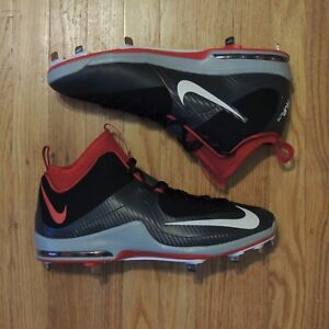 free shipping aafd4 1cdad Image is loading Nike-Air-Max-MVP-Elite-2-Baseball-Cleats-