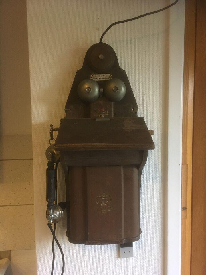 Vægtelefon, JTAS Horsens. , ?