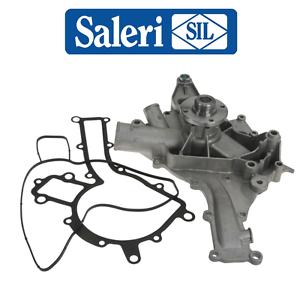 For Mercedes R129 W163 R170 Engine Cooling Water Pump w// Gasket /& Metal Impeller