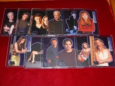 Buffy TVS Evolution Portraits Chase Card PT-4